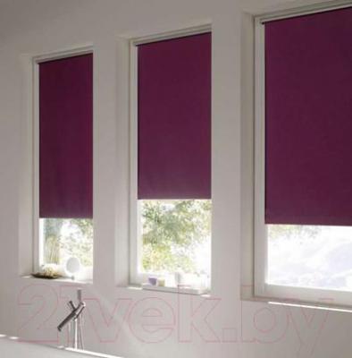Рулонная штора Gardinia М Термо 904 (80x150) - в интерьере
