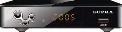 Тюнер цифрового телевидения Supra SDT-99 - общий вид