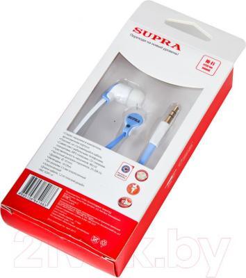 Наушники Supra NE-05 - в упаковке