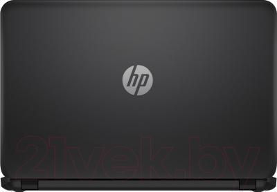 Ноутбук HP 15-r042er (J1W79EA) - задняя крышка