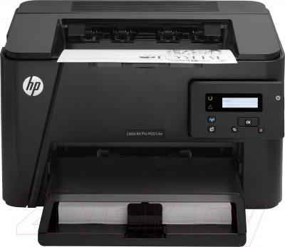 Принтер HP LaserJet Pro M201dw (CF456A) - общий вид
