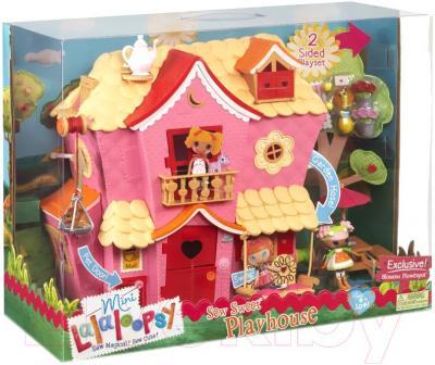 Игровой набор Lalaloopsy Сладкий домик - упаковка