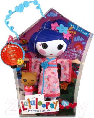 Кукла Lalaloopsy Юки (527121) - упаковка