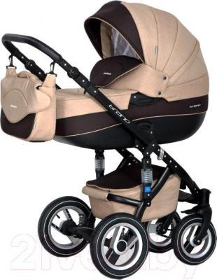 Детская универсальная коляска Riko Brano 2 в 1 (04) - общий вид