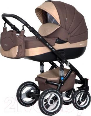 Детская универсальная коляска Riko Brano 2 в 1 (05) - общий вид