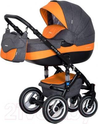 Детская универсальная коляска Riko Brano 2 в 1 (06) - общий вид