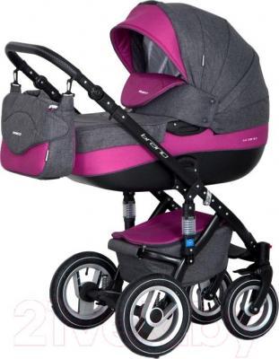 Детская универсальная коляска Riko Brano 2 в 1 (08) - общий вид
