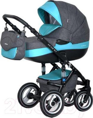 Детская универсальная коляска Riko Brano 2 в 1 (09) - общий вид