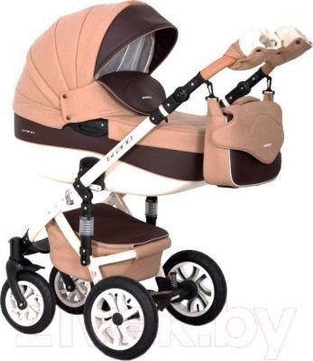 Детская универсальная коляска Riko Brano Ecco 2 в 1 (12) - общий вид