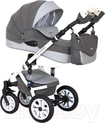 Детская универсальная коляска Riko Brano Ecco 2 в 1 (17) - общий вид