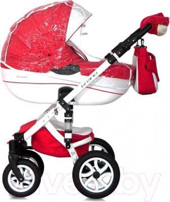 Детская универсальная коляска Riko Brano Ecco 2 в 1 (17) - дождевик