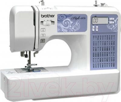 Швейная машина Brother Style 60e - общий вид