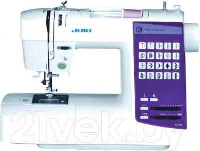 Швейная машина Juki HZL-K65 - общий вид