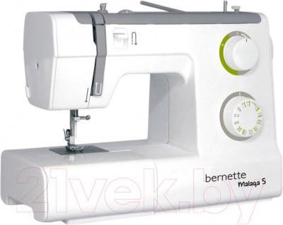 Швейная машина Bernina Bernette Malaga 5 - общий вид