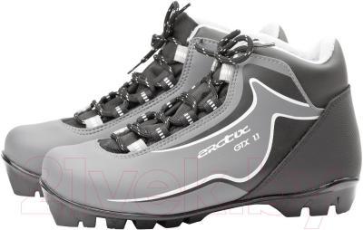 Ботинки для беговых лыж Arctix GTX 1.1 / 349-01134 (р-р 34, серый) - общий вид