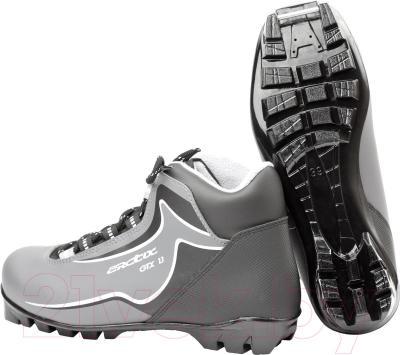 Ботинки для беговых лыж Arctix GTX 1.1 / 349-01137 (р-р 37, серый) - общий вид