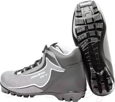 Ботинки для беговых лыж Arctix GTX 1.1 (38, серый) - общий вид