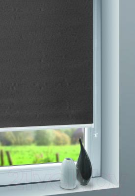Рулонная штора Gardinia Мини 520 (68x215) - в интерьере