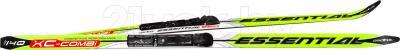 Комплект беговых лыж Arctix 180 / 349-13180 (салатовый) - общий вид