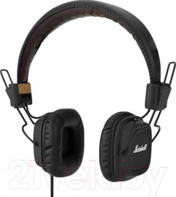Наушники-гарнитура Marshall Major FX (Black) - общий вид