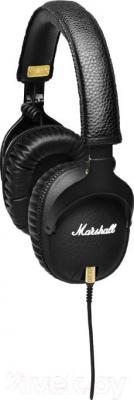 Наушники-гарнитура Marshall Monitor (Black) - общий вид