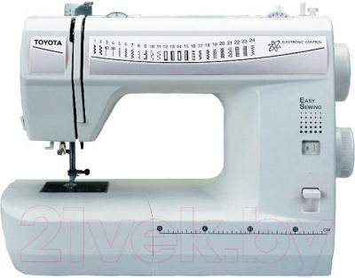 Швейная машина Toyota ES 224 - общий вид