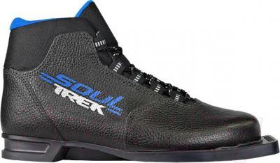 Ботинки для беговых лыж TREK Soul HK NN75 (р-р 42) - вид сбоку