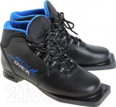 Ботинки для беговых лыж TREK Soul HK NN75 (р-р 44) - общий вид