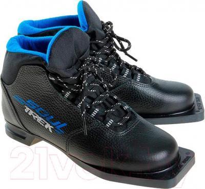 Ботинки для беговых лыж TREK Soul HK NN75 (р-р 45) - общий вид