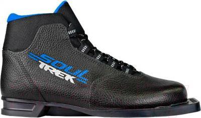 Ботинки для беговых лыж TREK Soul HK NN75 (р-р 45) - вид сбоку
