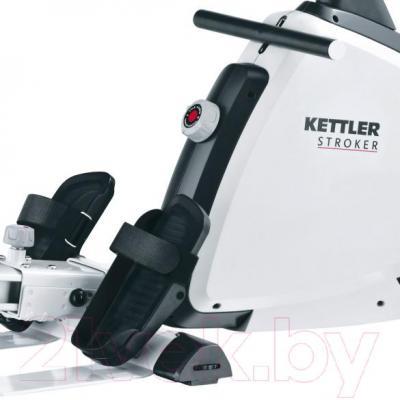 Гребной тренажер KETTLER Stroker / 7982-500 - элементы управления