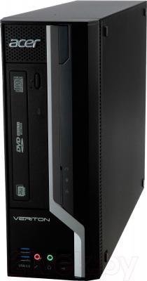 Системный блок Acer Veriton X4630 (DT.VGRME.001) - общий вид