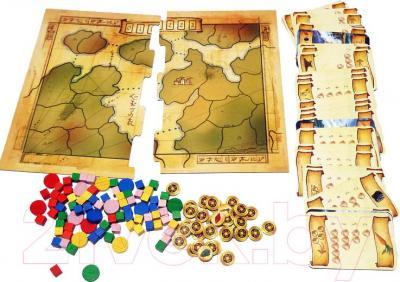 Настольная игра Мир Хобби Восьмиминутная Империя - комплектация