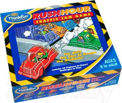 Настольная игра ThinkFun Час Пик или Парковка / Rush Hour - общий вид