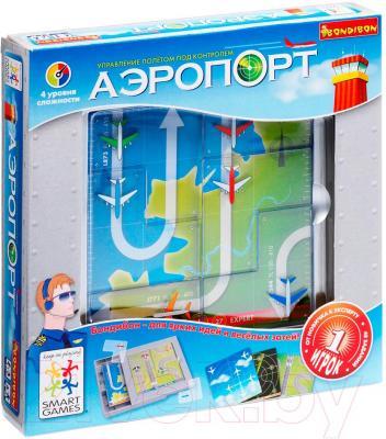 Настольная игра Bondibon Аэропорт - общий вид