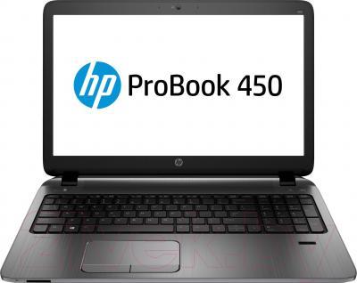 Ноутбук HP ProBook 450 (J4S67EA) - общий вид