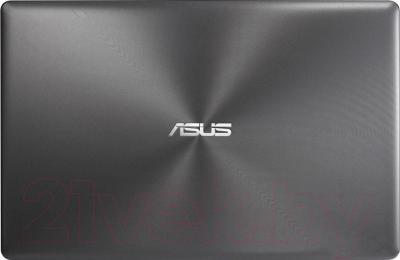 Ноутбук Asus X550CC-XX1368D - задняя крышка