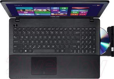 Ноутбук Asus F552EA-SX284D - вид сверху