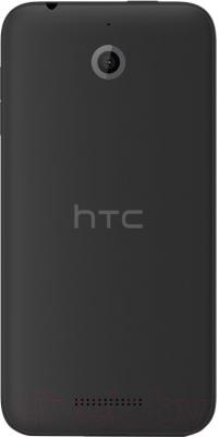 Смартфон HTC Desire 510 (серый) - вид сзади