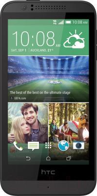 Смартфон HTC Desire 510 (серый) - общий вид
