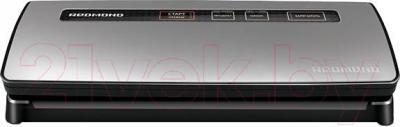 Вакуумный упаковщик Redmond RVS-M020 (серебристый) - общий вид