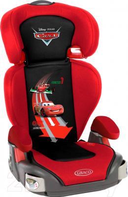 Автокресло Graco Junior Maxi Plus Disney (Racing Rivals) - общий вид