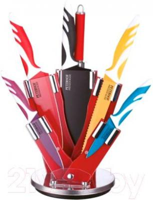Набор ножей Peterhof PH-22392 - общий вид