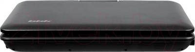 Портативный DVD-плеер BBK PL948TG (темно-серый) - темно-серая крышка