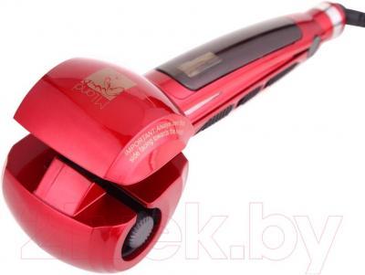 Автоматическая плойка M Land Magic Auto Curl D3000Z (красный) - общий вид