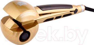 Автоматическая плойка M Land Magic Auto Curl D3000Z (золотой) - общий вид