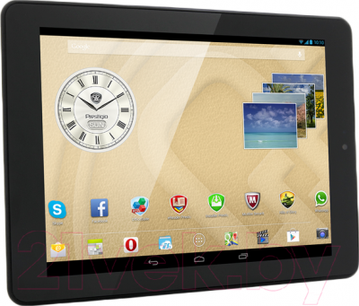 Планшет Prestigio MultiPad 4 Pro Quad 8.0 16GB 3G (PMP7380D3G_QUAD) - вполоборота