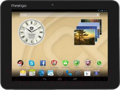 Планшет Prestigio MultiPad Ranger 8.0 8GB 3G (PMT3287_3G_C_BK) - общий вид