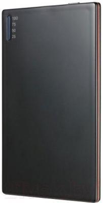 Портативное зарядное устройство Hiper SLIM3500 (черный) - общий вид