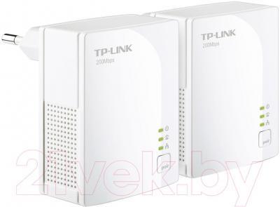 Комплект powerline-адаптеров TP-Link TL-PA2010KIT - общий вид